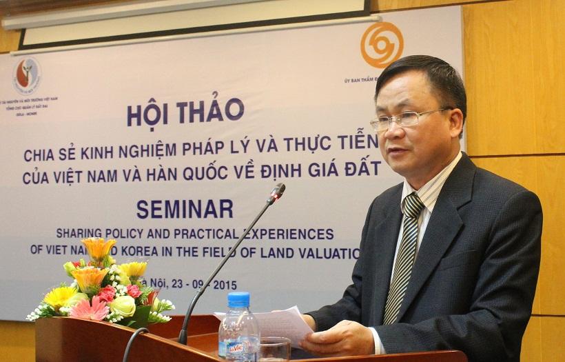 Việt Nam và Hàn Quốc: Chia sẻ kinh nghiệm pháp lý và thực tiễn về định giá đất